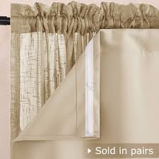 Blackout Curtains Liner Nicetown Blackout Draperies Curtain Liners Thermal Insulated Rod