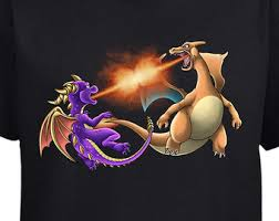 Spyro Dragon Halloween Costume Charizard Etsy