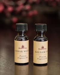 scented indoor l oil scents of the season fragrance cartridge balsam hill