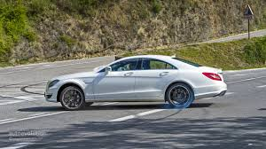 2014 mercedes cls 63 amg 2014 mercedes cls63 amg 4matic tested autoevolution