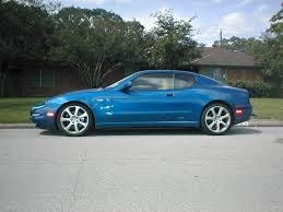 maserati turquoise racing exhaust system maserati forum