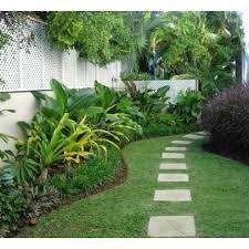 Small Tropical Backyard Ideas Garden Ideas Tropical Interior Design