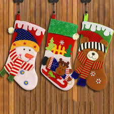 christmas gifts bags for children christmas stockings socks cute