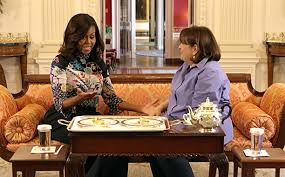 the barefoot contessa ina garten michelle obama ina garten bond over lunch on barefoot contessa ew com