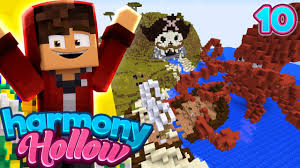 Home Upgrades Minecraft Harmony Hollow Smp Ep 10 Home Upgrades Youtube