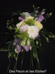 fã licitation mariage humour boutonnière violet lavande et blanc mariage