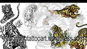 panthers and tigers tattoos custom tattoos made to order by juno