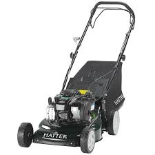 hayter self propelled lawn mowers
