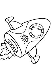 cool rocket coloring pages kids printable free