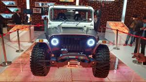 mahindra jeep in pics mahindra thar daybreak edition is all set to give you