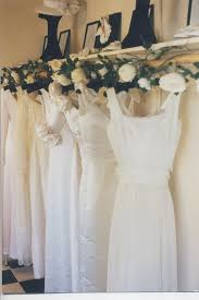 wedding dresses shop wedding dresses hang in bridal shop try on sles to find what