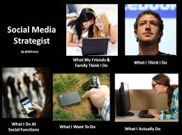 Social Media Meme - social media expert meme my social media network