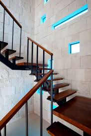 minimalist home designs astonishing wooden staircase design in