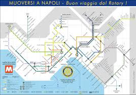 Dc Metro Rail Map by Naples Metro Map Napoli Unplugged