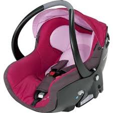 siege coque bébé bebe confort siège auto coque creatis fix cerise groupe 0