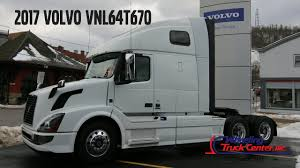 used volvo trucks for sale 2017 volvo vn670 truck overview youtube
