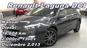 renault laguna dci 13 manual diesel 130cv 16 604km autocarpe
