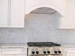 cool white subway tile backsplash my home design journey