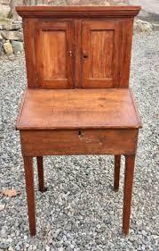 Shabby Chic Writing Desk by Antique Writing Desk Secretary Primitive Colonial Circa 1800s