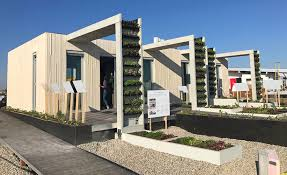 architectural homes homes for a changing planet on view at the 2017 solar decathlon