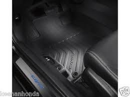2014 honda accord all weather floor mats genuine oem honda civic 4dr sedan black all season floor mats 2012
