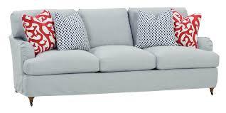 Modern Slipcovered Sofa by Slip Covered Sofas