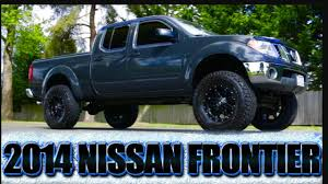 2004 nissan frontier lifted nissan frontier 2 5