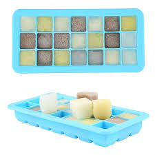amazon com mirenlife 100 pure food grade silicone ice cube tray