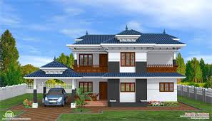 Home Design Plans Kerala Style by 2 Storey Kerala Style Home Design House Design Plans