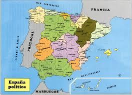 Espana Map Invasión De España Lessons Tes Teach