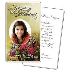 prayer cards for funerals catholic funeral memorial cards the purpose of prayer cards