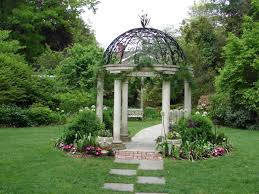 ceremony outdoor wedding gazebo decorating ideas unforgettable