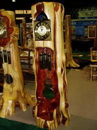 grandfather clock red cedar grandfather clock treemendous