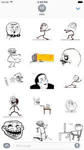 Le Derp Meme - animated le derp meme stickers for imessage by manju goyal