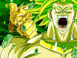 free dragon ball broly wallpaper background movies monodomo