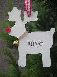 Reindeer Decoration Wooden Reindeer Decoration By Nelly U0027s Notonthehighstreet Com