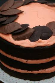 Pumpkin Halloween Cake by Lauralovescakes Chocolate Pumpkin Halloween Cake