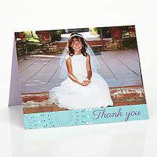 religious thank you cards personalized religious thank you cards god bless