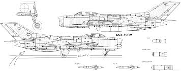 beautiful blueprints for sale 6 mikoyan gurevich mig 19 4 png