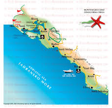 coast map montenegro coast map montenegro is a small balkan country with