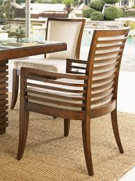 Asian Patio Furniture by Ocean Club Kowloon Arm Chair Lexington Home Brands