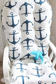 Replacement Cushions For Rocking Chair Best 25 Glider Cushions Ideas On Pinterest Recover Glider