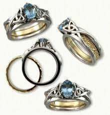 celtic engagement rings cradle engagement rings custom celtic engagement rings
