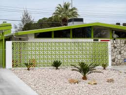 Concrete Block Home Designs Decor View Decorative Block Wall Designs Style Home Design