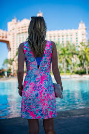 not your typical lilly pulitzer shift dress katie u0027s bliss