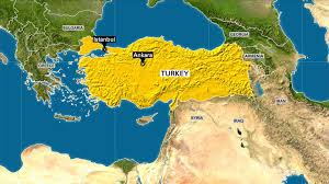 Istanbul Turkey Map Turkish Pm Military Taking Illegal Action Cnn Video