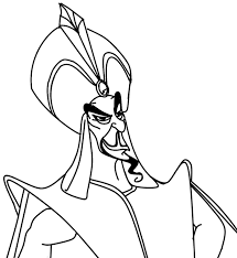 beautiful jafar coloring pages 40 for picture coloring page with