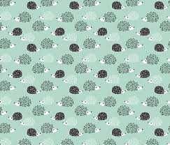 hedgehog wrapping paper scandinavian sweet hedgehog illustration for kids gender neutral