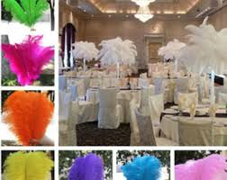 Ostrich Feathers For Centerpieces by View Centerpieces By Featherology2 On Etsy