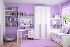 decorate your home by using shades of purple